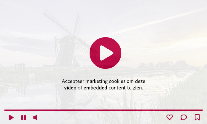 Marketing cookies noodzakelijk