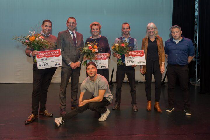 Winnaars Ondernemersprijs 2019